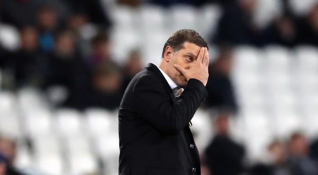 Under-pressure boss Slaven Bilic still believes he can turn West Ham's form around