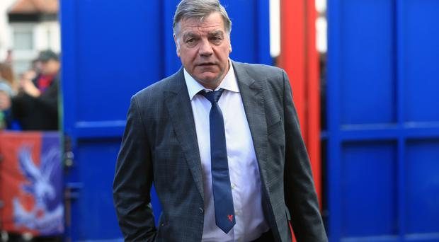 Sam Allardyce has been linked to the vacant Goodison Park hot seat