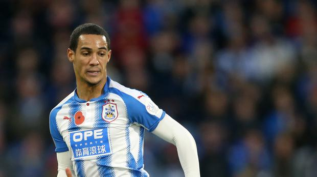 Tom Ince is revelling in the Terriers' spirit