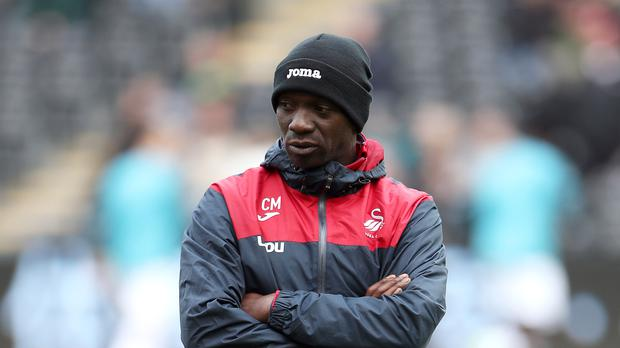 Claude Makelele has left Swansea