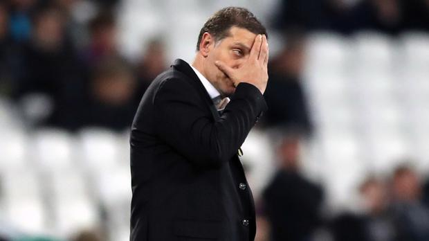 Slaven Bilic left his role as West Ham manager on Monday morning