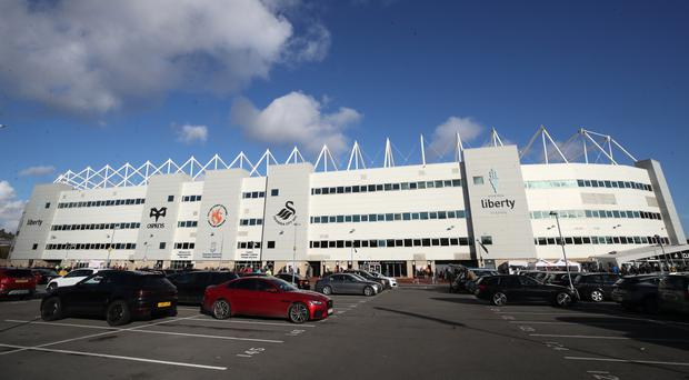 Swansea have a deal for the Liberty Stadium lease