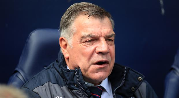 Everton are said to be interested in Sam Allardyce as manager in the short term