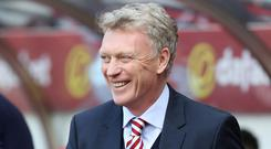 David Moyes is back in Premier League management with West Ham