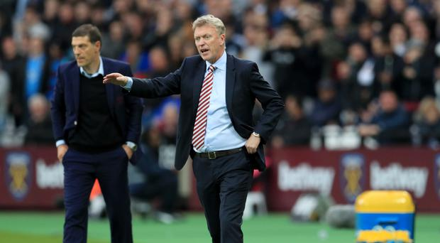Can David Moyes improve on Slaven Bilic's record at West Ham?