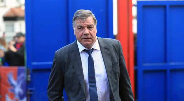 Sam Allardyce is interested in talking to Everton about their managerial vacancy.