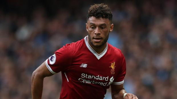 Alex Oxlade-Chamberlain preparing to take on Arsenal for the first time since he left the club in August