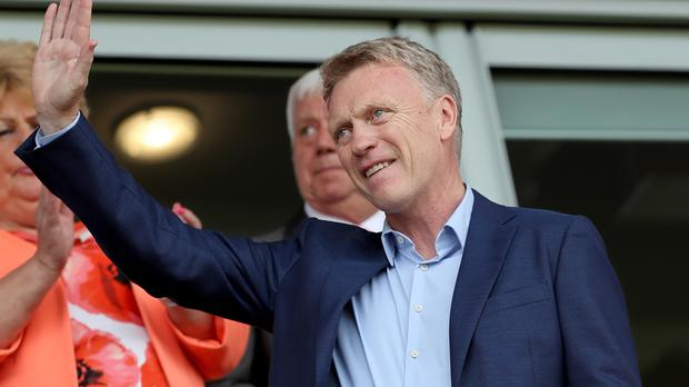 David Moyes is West Ham's new manager