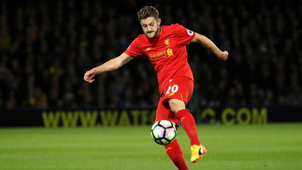Liverpool midfielder Adam Lallana is to play in a behind-closed-doors friendly next week as he prepares to make his first appearance of the season.