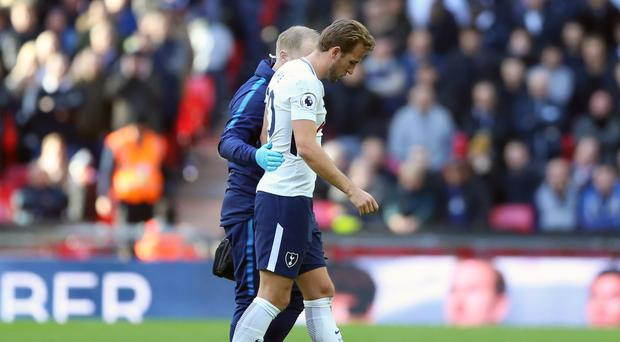 Mauricio Pochettino expects Harry Kane, pictured, to be fit to face Arsenal
