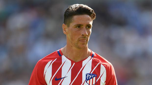Fernando Torres could be looking to return to the Premier League