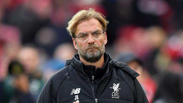 Liverpool manager Jurgen Klopp was admitted to hospital on Wednesday after feeling ill