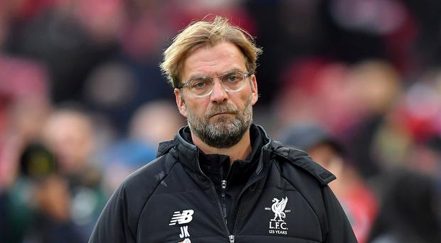Recovered Klopp offers Liverpool fitness update