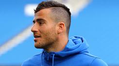 Tomer Hemed is sticking with Brighton