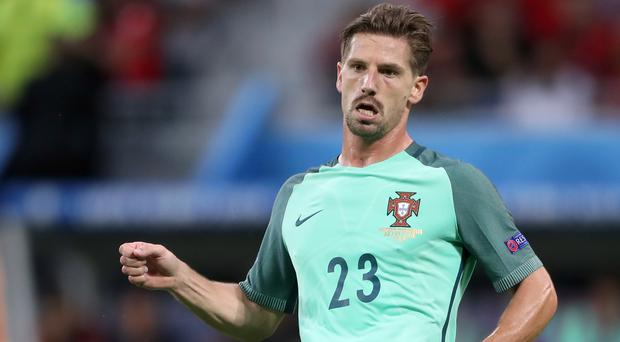 Midfielder Adrien Silva cannot play for Leicester until January