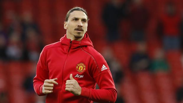 Zlatan Ibrahimovic has been linked with LA Galaxy
