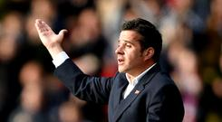 Watford manager Marco Silva is a candidate for the Everton job