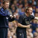 David Moyes, left, and Stuart Pearce have teamed up at West Ham