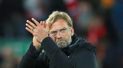 Liverpool manager Jurgen Klopp praised his team for a job well done against Southampton