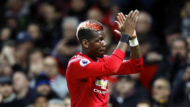 Paul Pogba shone on his return for Manchester United
