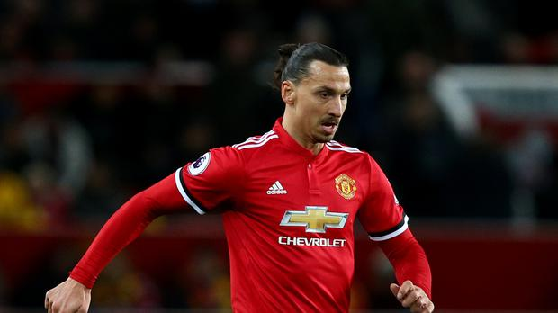 Zlatan Ibrahimovic made his Manchester United comeback against Newcastle