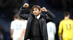 Antonio Conte's Chelsea made it four Premier League wins in a row with a victory at West Brom