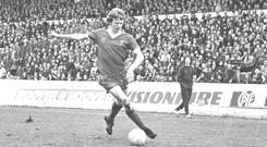 Liverpool's David Fairclough was the original super sub