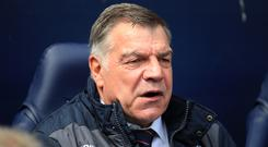 Sam Allardyce has been linked with the vacant managerial post at West Brom