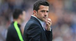 Marco Silva has enjoyed an impressive start at Watford