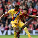 Wilfried Zaha is expected to attract interest in January