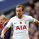 Harry Kane and Tottenham go up against West Brom on Saturday