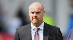 Burnley boss Sean Dyche believes the pressure on top bosses is bigger than ever.