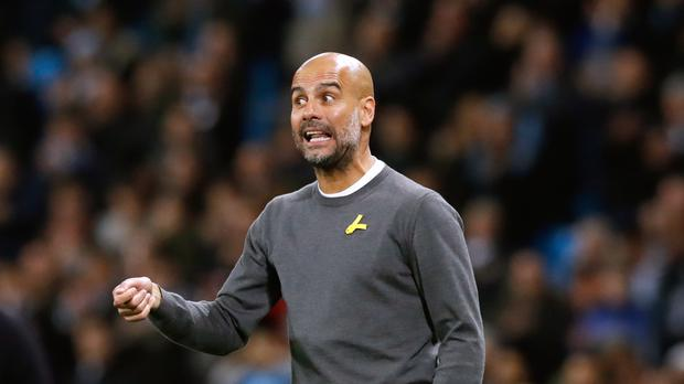 Manchester City manager Pep Guardiola expects a difficult trip to Huddersfield this weekend