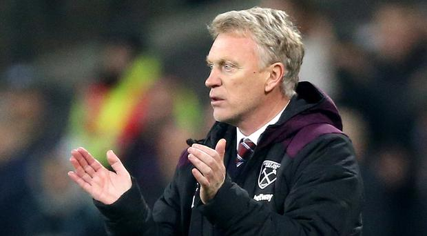 West Ham earned their first point under David Moyes