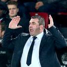 Everton caretaker manager David Unsworth will return to tried and trusted players after the 5-1 defeat to Atalanta