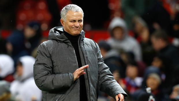Manchester United manager Jose Mourinho saw his team sneak a narrow win over Brighton
