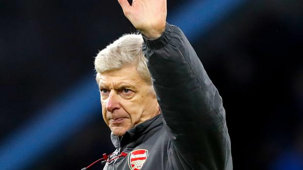 Arsenal manager Arsene Wenger had no issue with the late penalty which earned his team all three points at Burnley