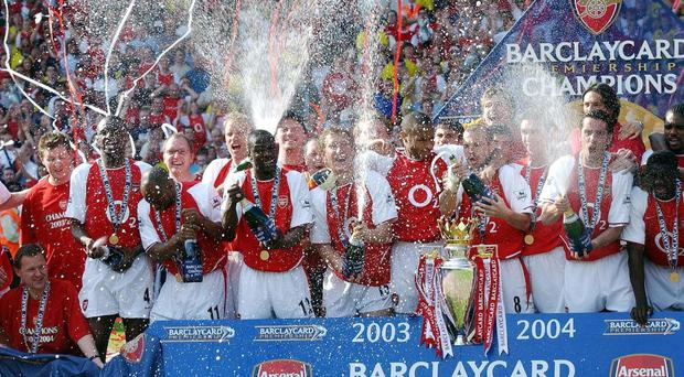 Manchester City still have a way to go to match Arsenal's unbeaten Premier League campaign of 2003/2004