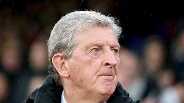 Crystal Palace manager Roy Hodgson is keen to play down the hype ahead of the game with Brighton