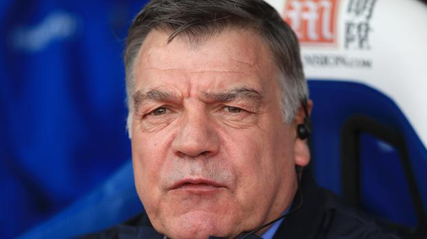 Sam Allardyce confirmed as the new Everton manager