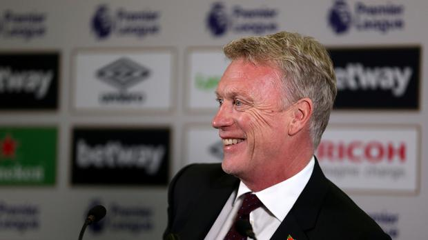 David Moyes heads back to Everton with West Ham on Wednesday