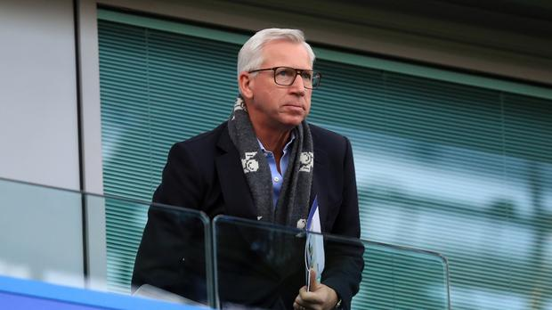 Alan Pardew is expected to be named West Brom's new manager on Wednesday.