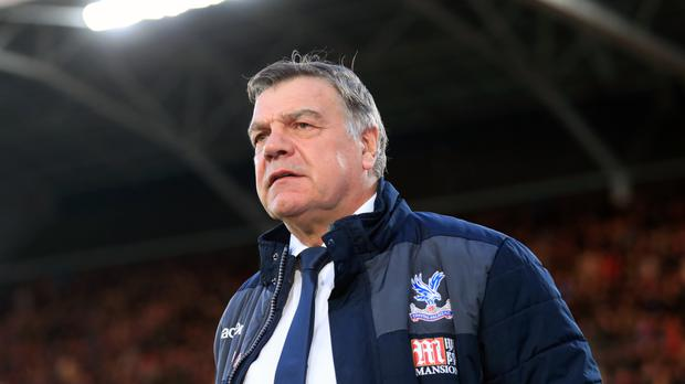 Sam Allardyce is the favourite to become the new Everton boss