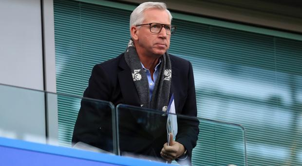 Alan Pardew is expected to be confirmed as West Brom's new manager on Wednesday