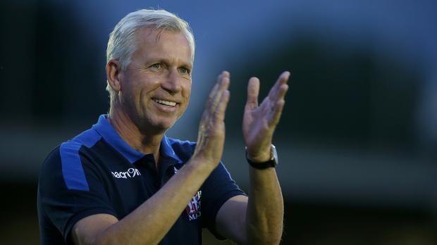 New West Brom manager Alan Pardew has lost two FA Cup finals as a manager.