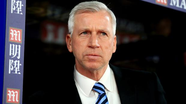 Alan Pardew is back in management at West Brom