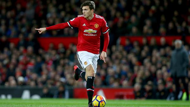 Victor Lindelof was singled out for praise by Jose Mourinho after the 4-2 win at Watford