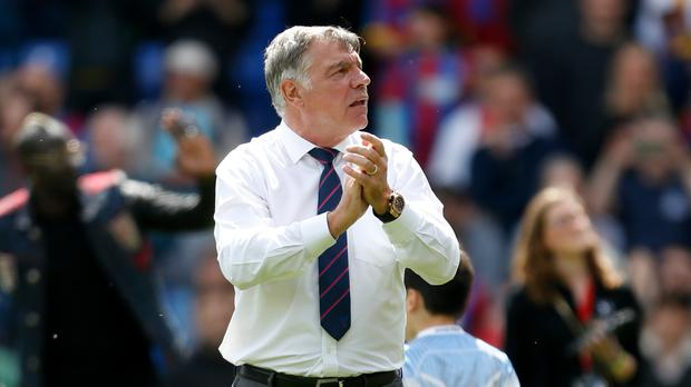 Will Sam Allardyce be celebrating survival again come May?