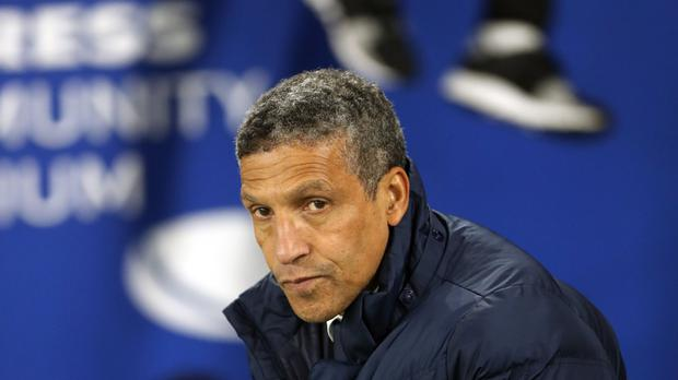 Brighton manager Chris Hughton knows his team must stay focused against Liverpool
