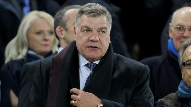 Sam Allardyce will be back on the touchline this weekend